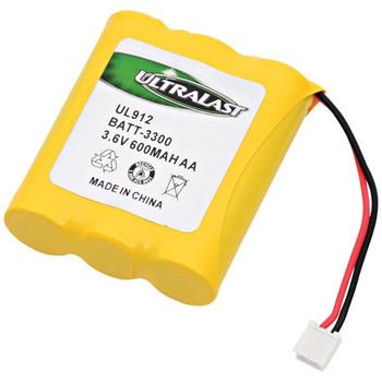 BATT-3300 Rechargeable Replacement Battery
