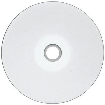 4.7GB 120-Minute 16x VX Hub Inkjet Printable DVD-Rs, 50-ct Spindle