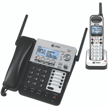 SynJ(R) 4-Line Expandable Business Phone System