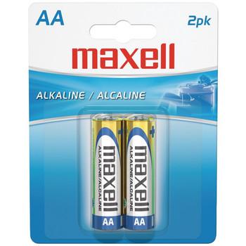 Alkaline Batteries (AA; 2 pk; Carded)