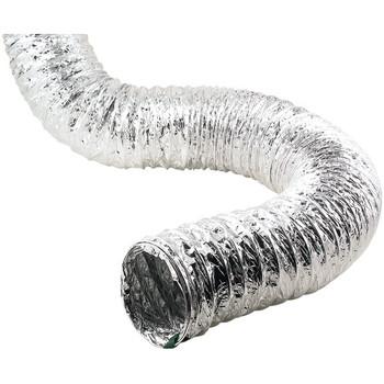 Aluminum Flex Duct (4-ply; LamaFlex(R); 50ft; Nonretail bulk)