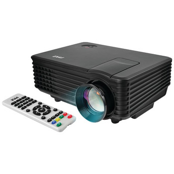 """Compact Digital Multimedia Projector with up to 80"""" Display"""