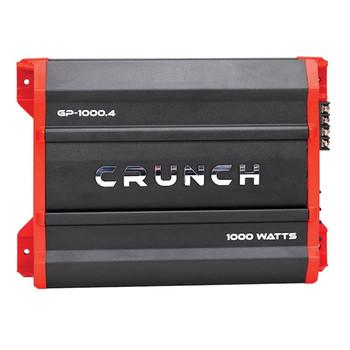 Ground Pounder 1,000-Watt 4-Channel Class AB Amp