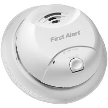 10-Year Sealed-Battery Ionization Smoke Alarm