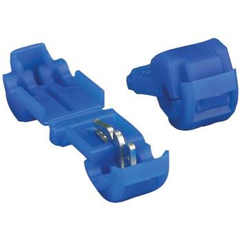 3M(TM) T-Taps, 100 pk (Blue, 16-14 Gauge)