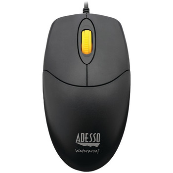 Waterproof Mouse with Magnetic Scroll Wheel