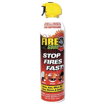 Fire Suppressant