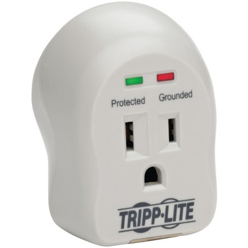SPIKECUBE(R) Series 1-Outlet Personal Surge Protector Wall Tap