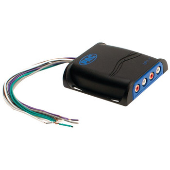 L.O.C.PRO(TM) Series High-Power Line-Out Converter with Universal Harness (4 Channels)