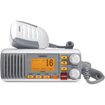 25-Watt Fixed-Mount Marine Radio with DSC (White)