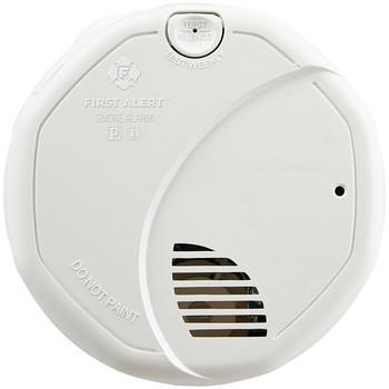 Dual-Sensor Smoke & Fire Alarm