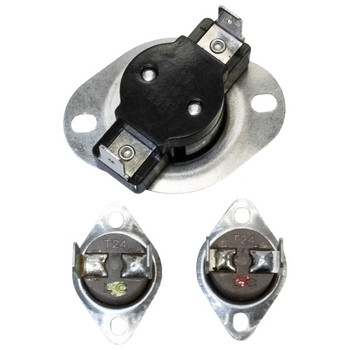 LA-1053 Special Dryer Thermostat Hi-Limit Kit with Fuse and Thermal Limits for Electric and Gas Dryers