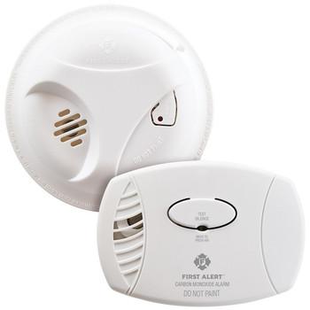 Smoke (SA303) & Carbon Monoxide (CO400) Detector Combo Pack