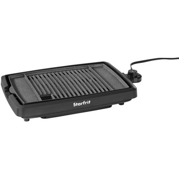 The ROCK by Starfrit(R) Indoor Smokeless Electric BBQ Grill
