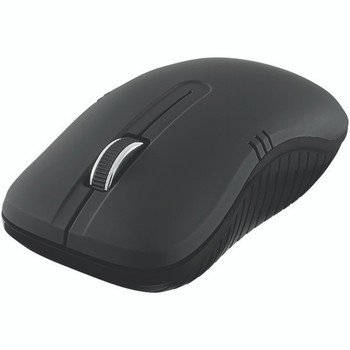 Commuter Series Wireless Notebook Optical Mouse (Matte Black)