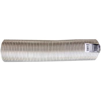 """Semi-Rigid Aluminum Duct, 8ft (6"""" dia)"""