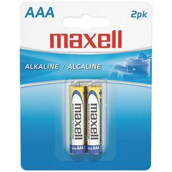 Alkaline Batteries (AAA; 2 pk; Carded)