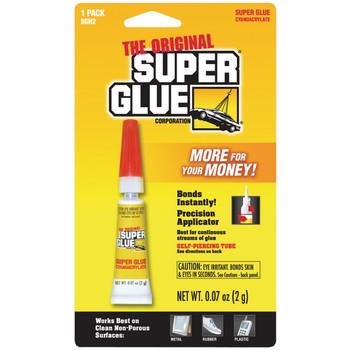 Super Glue Tube (Single Pack)