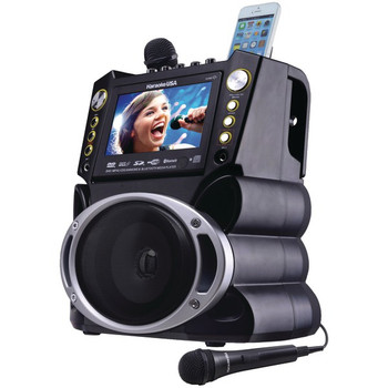 Bluetooth(R) Karaoke Machine
