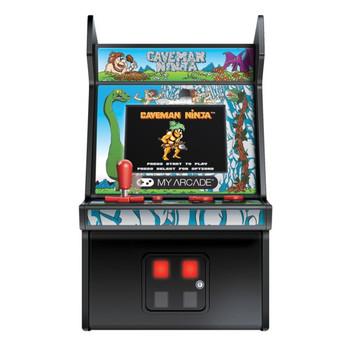 Caveman Ninja(TM) Micro Player(TM)