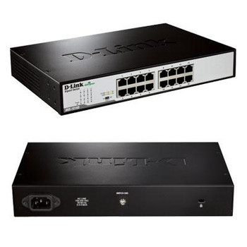 Switch 16-Port 10/100/1000MBP