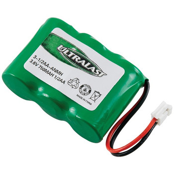 3-1/2AA-ANMH Rechargeable Replacement Battery