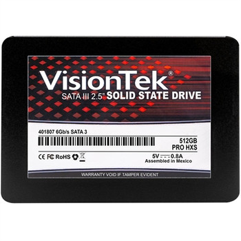 512GB  PRO HXS SSD