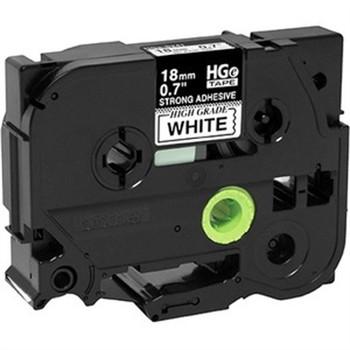 Black Ink on White Tape 5 pack - HGES2415PK