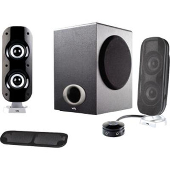 3 pc Powered Speakers - CA3810
