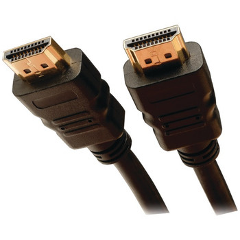 High-Speed HDMI(R) Cable with Ethernet (25ft)