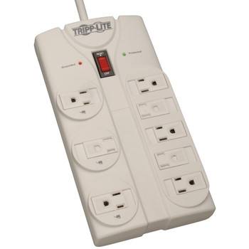 8-Outlet Surge Protector (1440 Joules; 8ft power cord)