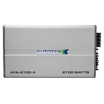 Alloy Series 2,100-Watt 4-Channel Class AB Amp