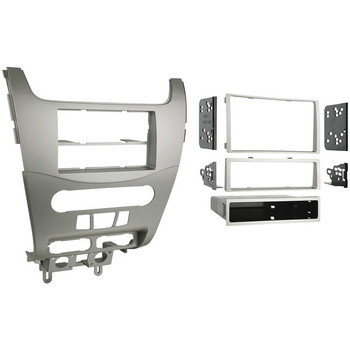 Multi Installation Kit for Ford(R) Focus 2008 through 2011, Recessed DIN