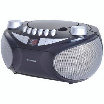 Portable CD Radio Boom Box