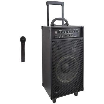 Wireless Portable Bluetooth(R) PA Speaker System
