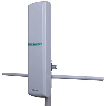 PL-402VG PRO-LINE Flat Panel Outdoor HDTV Antenna with VHF Enhancer Rods