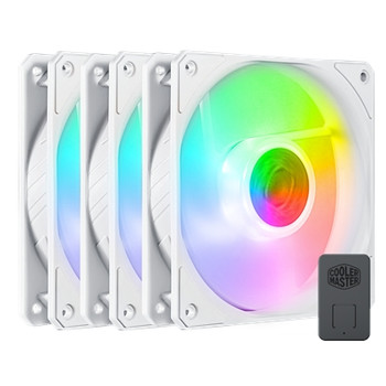 SickleFlow 120 V2 ARGB White