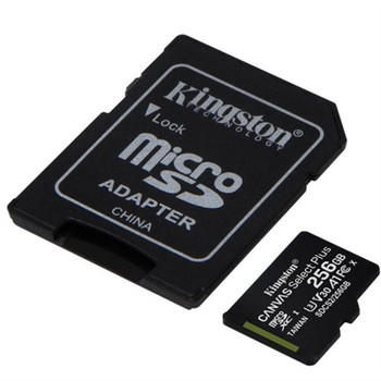 256GB micSDXC Canvas Select Pl