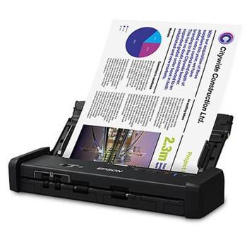 DS320 Document Scanner