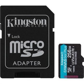 256GB microSDXC Canvas Go Plus
