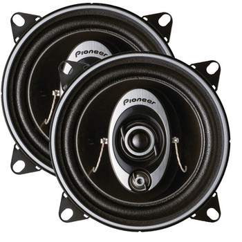 """A-Series 4"""" 150-Watt 3-Way Speakers"""