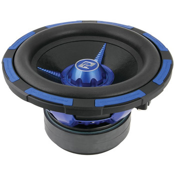 """MOFO Type S Series Subwoofer (12"""", 2,500 Watts max, Dual 4ohm )"""