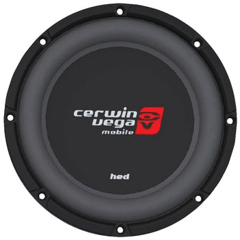 """HED(R) Series DVC Shallow Subwoofer (10"""", 4ohm )"""