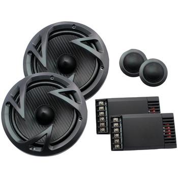 "Edge Series 6.5"" 500-Watt 2-Way Component Speaker System"