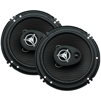 "Edge Series Coaxial Speakers (6.5"", 3 Way, 400 Watts max)"