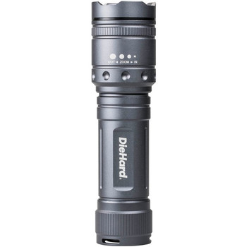 1,700-Lumen Twist Focus Flashlight