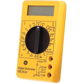 17-Range 6-Function Digital Multimeter