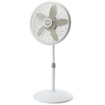 """18"""" Pedestal Fan White"""