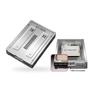 """FullMetal 2.5""""SAS Dual HDD SSD"""
