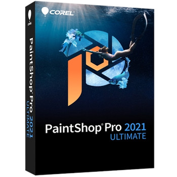 PaintShop Pro 2021 ULT MiniBx